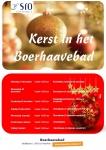 De activiteit 'Kerst in het Boerhaavebad' van Boerhaavebad Haarlem wordt u aangeboden door dekleineladder.nl uit Haarlem