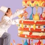 De activiteit 'Bakkertje Bor en de taart voor oma - vertelvoorstelling' van Bibliotheek Haarlem-Noord wordt u aangeboden door dekleineladder.nl uit Haarlem
