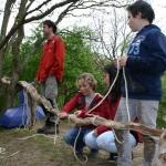 De activiteit 'Duin Survival Dag' van Bezoekerscentrum De Kennemerduinen wordt u aangeboden door dekleineladder.nl uit Haarlem