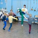 De activiteit 'Workshop Capoeira (7 t/m 12 jaar)' van Capoeira School Semente wordt u aangeboden door dekleineladder.nl uit Haarlem