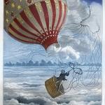 De activiteit 'De luchtballon' van Teylers Museum wordt u aangeboden door dekleineladder.nl uit Haarlem
