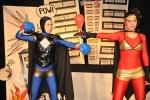 De activiteit 'De superheld!' van Kindertheater 'De toverknol' wordt u aangeboden door dekleineladder.nl uit Haarlem