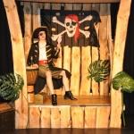 De activiteit ' Lies wil piraat worden' van Kindertheater 'De toverknol' wordt u aangeboden door dekleineladder.nl uit Haarlem
