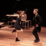 De activiteit 'Droomstad de dansers 7+' van Toneelschuur wordt u aangeboden door dekleineladder.nl uit Haarlem