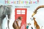 De activiteit 'Hé, wie zit er op de wc?' van Bibliotheek Zandvoort wordt u aangeboden door dekleineladder.nl uit Haarlem