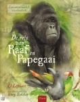 De activiteit 'Li Lefebure | De reis van Raaf en Papegaai' van Het Kiekeboek Lab wordt u aangeboden door dekleineladder.nl uit Haarlem