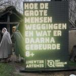 De activiteit 'Hoe de grote mensen weggingen... (8+) ' van Stadsschouwburg Haarlem wordt u aangeboden door dekleineladder.nl uit Haarlem