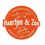 Kinderkapper | Haartjes & Zoo in Haarlem-Centrum. Haartjes & Zoo de kinderkapper van Haarlem! Voor ieder kindje is naar de kapper gaan weer net even anders, waar Saartje zo naar binnenstapt, kan het voor Koen een hoge drempel zijn. Wij nemen de tijd voor uw kindje.... Ukkie 0-2 jaar 10,- Pukkie 2-6 jaar 12,- Kids 6-12 jaar 13,50 openingstijden, contactgegevens, plattegrond