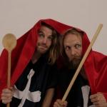 De activiteit 'De drie musketiers' van Circus Hakim wordt u aangeboden door dekleineladder.nl uit Haarlem