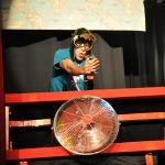De activiteit 'Hallo Wereld!' van Kindertheater 'De toverknol' wordt u aangeboden door dekleineladder.nl uit Haarlem