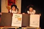 De activiteit 'Pakjesavond' van Kindertheater 'De toverknol' wordt u aangeboden door dekleineladder.nl uit Haarlem