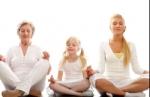 Ouder-KindYoga 6-11 jr bij Kinderyoga de Bloementuin. Samen genieten en tot rust komen met Yoga!