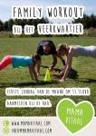 De activiteit 'Familie workout met Mama Vitaal' van Het Veerkwartier wordt u aangeboden door dekleineladder.nl uit Haarlem