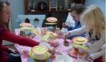 De activiteit 'Mini High Tea' van Lunchbreek wordt u aangeboden door dekleineladder.nl uit Haarlem