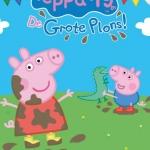 De activiteit 'Peppa Pig (2+) De Grote Plons!' van Stadsschouwburg Haarlem wordt u aangeboden door dekleineladder.nl uit Haarlem