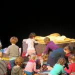 De activiteit '2 turven hoog   Kunstspeeltuin' van Philharmonie wordt u aangeboden door dekleineladder.nl uit Haarlem
