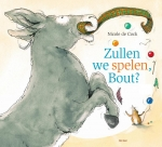 De activiteit ' Presentatie Zullen we spelen, Bout? Nicole de Cock.' van Kinderboekenwinkel Kiekeboek wordt u aangeboden door dekleineladder.nl uit Haarlem