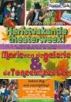 De activiteit 'Marie van de galerie & de toneelmeester' van RebupArt / Theater piepklein wordt u aangeboden door dekleineladder.nl uit Haarlem