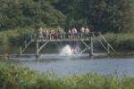 De activiteit 'Avontuur in het water' van Spaanwoude | De Watergeus wordt u aangeboden door dekleineladder.nl uit Haarlem