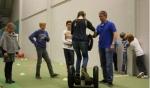 De activiteit 'Segway Indoor Experience' van SegTours Zandvoort wordt u aangeboden door dekleineladder.nl uit Haarlem