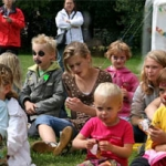De activiteit 'Sonrise 2016 locatie Zwanebloemplantsoen | American Party' van Sonrise Zwanebloemplantsoen Velserbroek wordt u aangeboden door dekleineladder.nl uit Haarlem