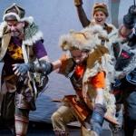 De activiteit '4 Musketiers (8+)' van Stadsschouwburg Haarlem wordt u aangeboden door dekleineladder.nl uit Haarlem