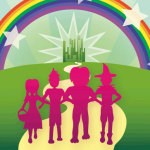 De activiteit 'Dorithy in het Magische Oz' van Stadsschouwburg Velsen wordt u aangeboden door dekleineladder.nl uit Haarlem