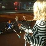 De activiteit 'Workshop Luchtacrobaat' van Teylers Museum wordt u aangeboden door dekleineladder.nl uit Haarlem