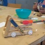 De activiteit 'Workshop Katapult' van Teylers Museum wordt u aangeboden door dekleineladder.nl uit Haarlem