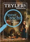 Speurtocht Pieter Teyler en de Beestjes (8-12 jaar) bij Teylers Museum. In Teyers Museum wemelt het van de dieren, wist je dat? In bijna elke zaal zitten er een paar verstopt. Loop maar eens mee, dan vind je ze misschien!<br>Kijk eerst eens goed rond in de hal. Boven de deur links naast de kassa (boven de deur staat 'garderobe/lift') is al een dier te vinden.