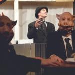 De activiteit 'Man met hoed 10+' van Toneelschuur wordt u aangeboden door dekleineladder.nl uit Haarlem