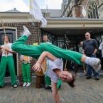 De activiteit 'Capoeirashow' van Capoerea School Semente wordt u aangeboden door dekleineladder.nl uit Haarlem