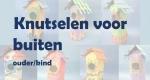 Knutselen voor Buiten ouder/kind bij Diaconie Haarlem. Kom op de woensdagmiddag samen met je ouder (of ander familielid) knutselwerken maken voor in je tuin of balkon!