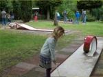 De activiteit 'Kom gezellig midgetgolfen!' van Midgetgolf Haarlem wordt u aangeboden door dekleineladder.nl uit Haarlem
