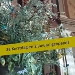 De activiteit 'Kerstvakantie in Teylers Museum' van Teylers Museum wordt u aangeboden door dekleineladder.nl uit Haarlem