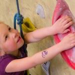 De activiteit 'Klimmen voor kids' van De Klimmuur Haarlem wordt u aangeboden door dekleineladder.nl uit Haarlem