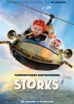 De activiteit 'Storks (NL)' van Pathe Haarlem wordt u aangeboden door dekleineladder.nl uit Haarlem