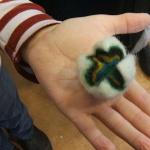 De activiteit 'Workshop Van magma tot vilt' van Teylers Museum wordt u aangeboden door dekleineladder.nl uit Haarlem
