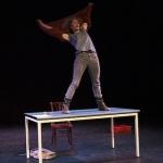 De activiteit 'Maas Theater en Dans | Kwijt 5+' van Toneelschuur wordt u aangeboden door dekleineladder.nl uit Haarlem