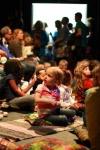 De activiteit 'Verhaaltjes op schoot' van Theater Elswout wordt u aangeboden door dekleineladder.nl uit Haarlem