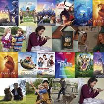 Alle kinderfilms van deze week die draaien in Haarlem en Zandvoort op een rij