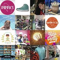 Een echte gids van ondernemers die iets doen voor of met jonge kinderen in de regio Haarlem