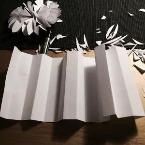 Haal het papiertje uit elkaar