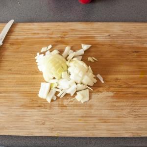 Het leuken van koken is dat je het ook met je kinderen kunt doen.